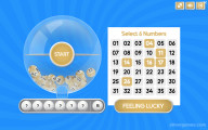 Lotto Simulator: Feeling Lucky
