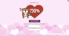 Тест На Любовь: Menu