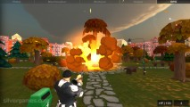 Mad Combat Marines: Shooting Explosiong Gameplay