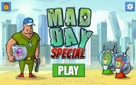 Mad Day: Menu