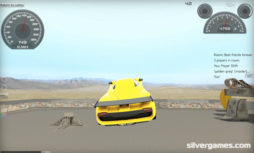 Madalin Cars Multiplayer Online Multiplayer Car Driving Game