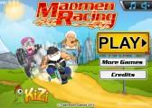 Madmen Racing: Menu
