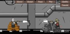 Metro 2033 Random Battles: Shooting Game