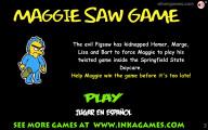 Maggie Saw Game: Menu