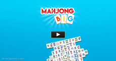 Mahjong Big: Menu