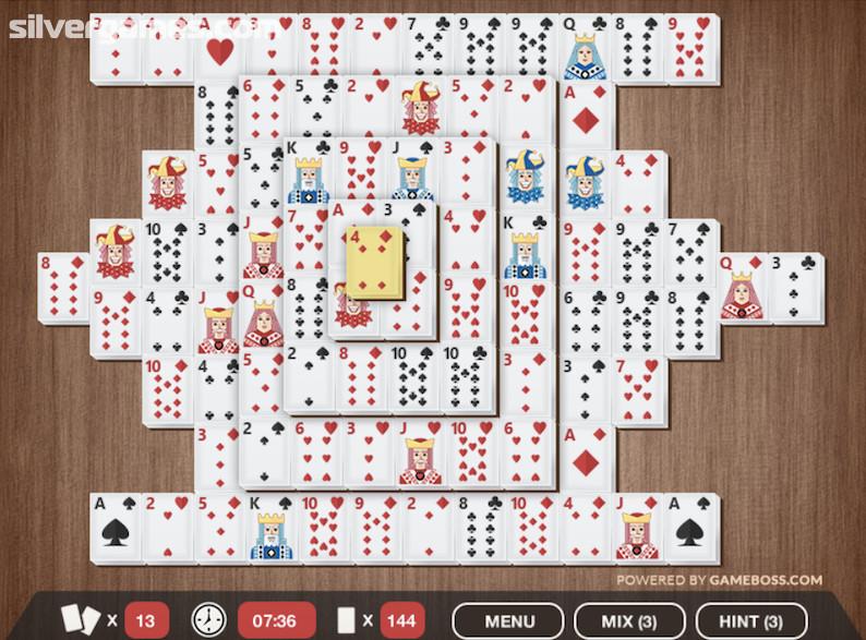 Играть в маджонг карты как установить казино вулкан