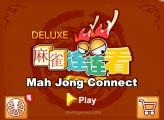 Mahjong Connect Deluxe: Menu