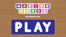 Making Words: Menu