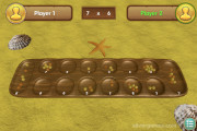 Mancala Online: Game On The Beach