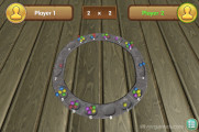 Mancala Online: Medium Difficulty Board Game