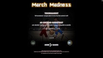 March Madness: Menu