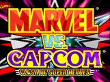 Marvel Vs Capcom: Menu