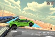 Marvelous Hot Wheels: Gameplay Car Jumping Ramp