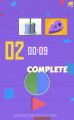 Match 3D: Level Complete