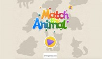 Match The Animal: Menu