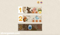 Match The Animal: Gameplay Level Selection
