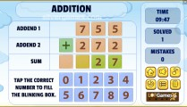 Math Addition Practice: Gameplay Maths