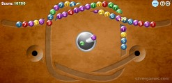 Math Lines: Number Marbles Puzzle