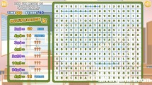 Math Word Search: Gameplay Maths