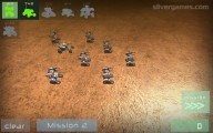 Mech Battle Simulator: Gameplay Attack Tanks
