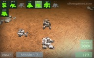 Mech Battle Simulator: Prepare Attack