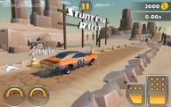 Mega Ramp Race: Menu