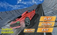 Mega Ramp Stunt Cars: Menu