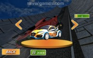 Mega Ramp Stunt Cars: Car Selection