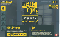 MercZone: A Menu