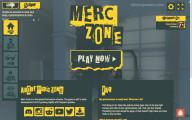 MercZone: A Menu