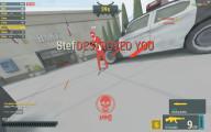 MercZone: Gameplay Death
