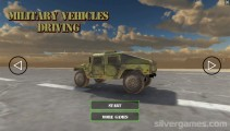 Military Vehicles Simulator: Vehicle Selection