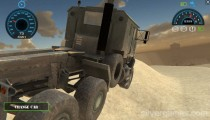 Military Vehicles Simulator: Massive Truck Driving Gameplay