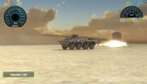 Military Vehicles Simulator: Tank Driving