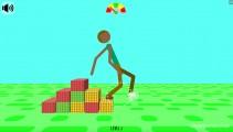 Milk Crate Challenge: Walking Gameplay