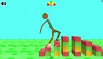 Milk Crate Challenge: Gameplay Steps Walking