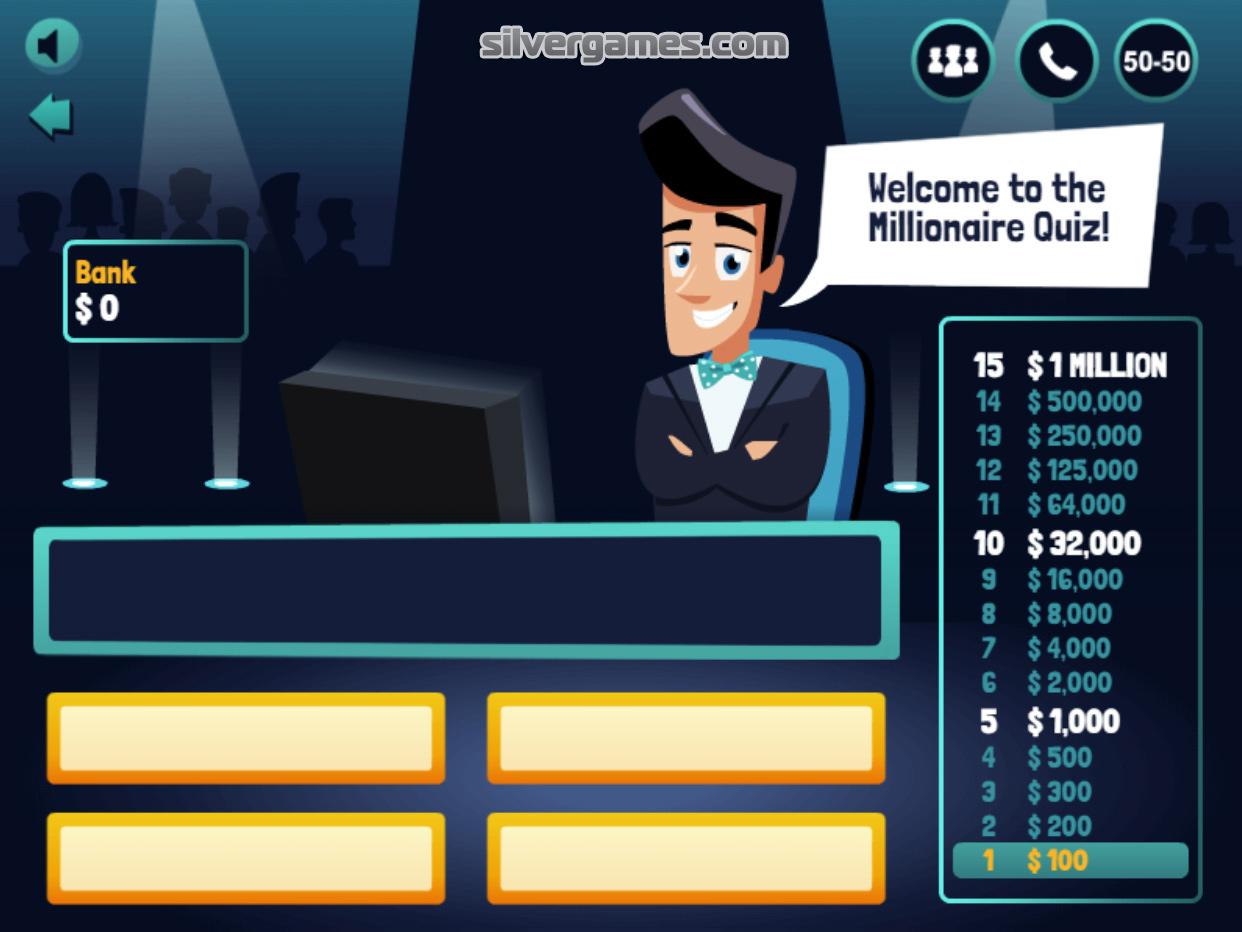 Online Quiz Spiel