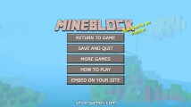Mineblock Html5: Game