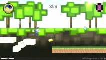 Minecraft Runner: Blocky Avatar Running Jumping