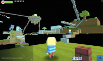 Minecraft Sky Land: Multiplayer Online Game