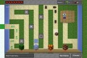 Minecraft Tower Defense: Gameplay Tower Defense Minecraft