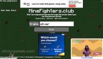 Minefighters.io: Menu