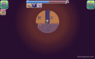 Miner Dash: Gameplay Digging
