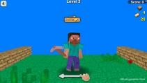 Miner Rush: Menu
