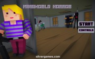 Mineworld Horror: Menu