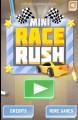 Mini Race Rush: Menu