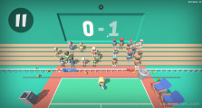 Mini Tennis 3D: Tennis Game Audience
