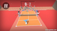 Mini Tennis 3D: Hit The Ball