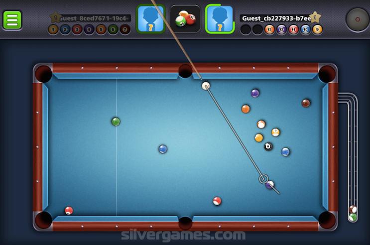 Miniclip 8 Ball Pool Spiele Miniclip 8 Ball Pool Online Auf Silvergames