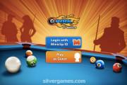 Miniclip 8 Ball Pool: Menu